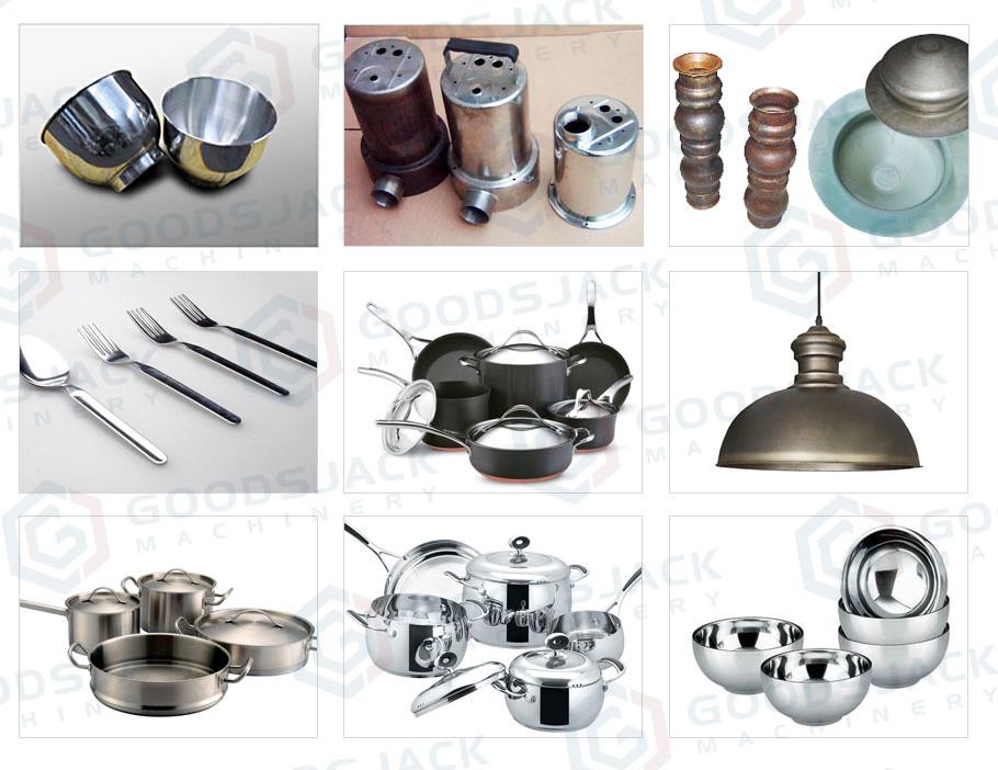 Deep Drawing Hydraulic Press Products