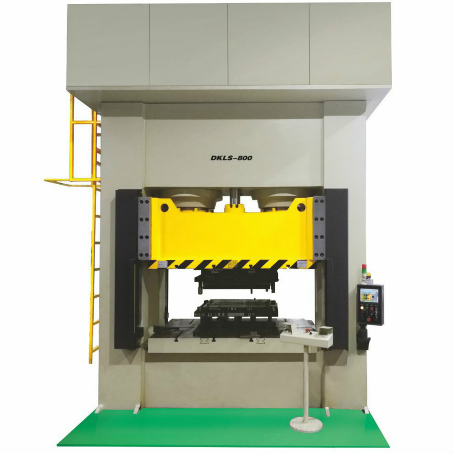 Frame Servo Guide Stamping Hydraulic Press Machine - China