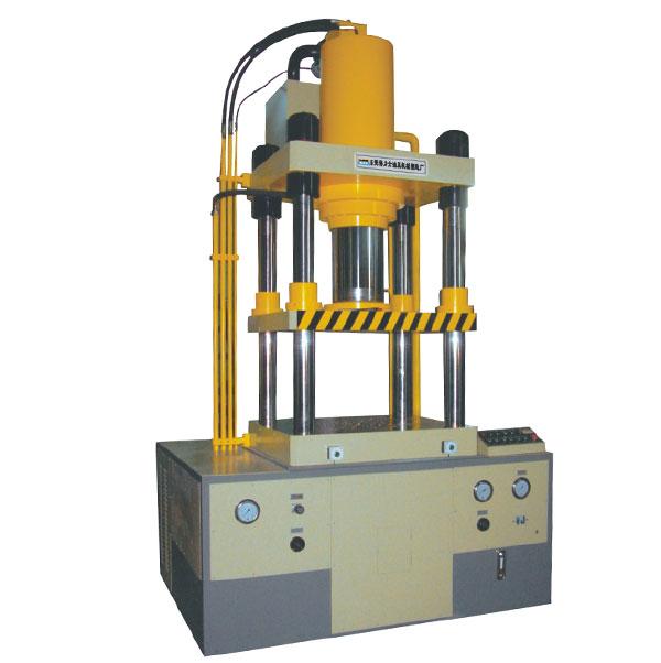 hydraulic deep drawing press 4 column deep drawing hydraulic press